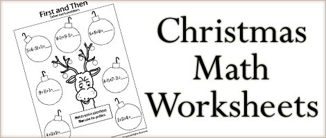 math worksheet : lessons  tes teach : Christmas Fraction Worksheets