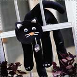 trapped black cat craft Black Cat Halloween Crafts for Kids